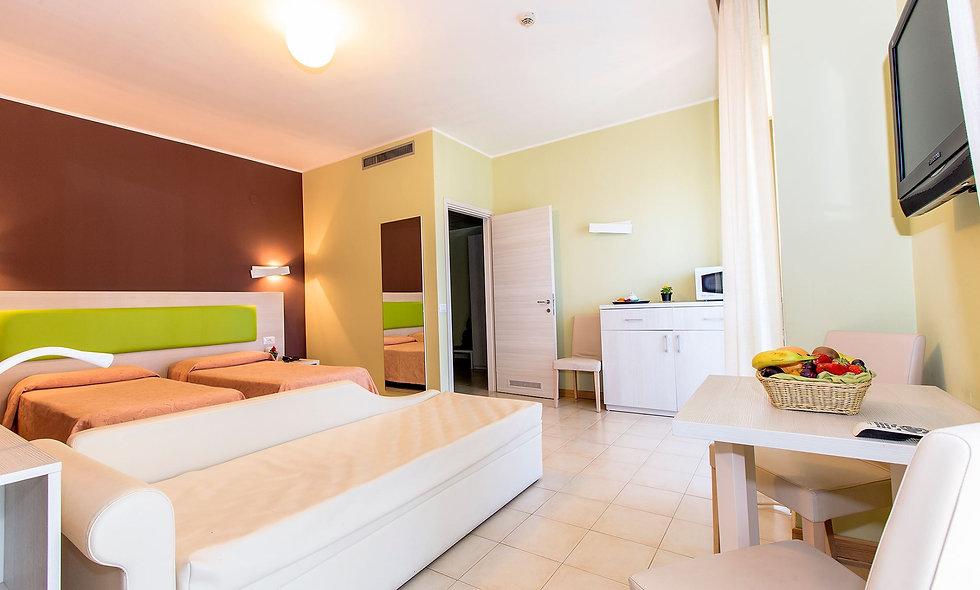 Hotel Residence Ulivi e Palme