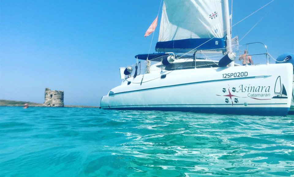 Asinara Catamaran