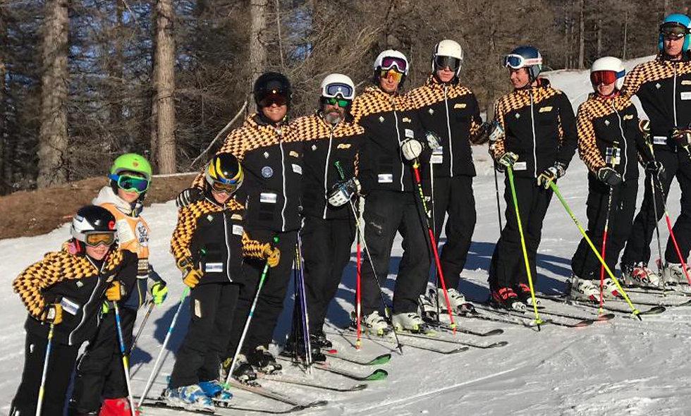 Ski team Valsusa