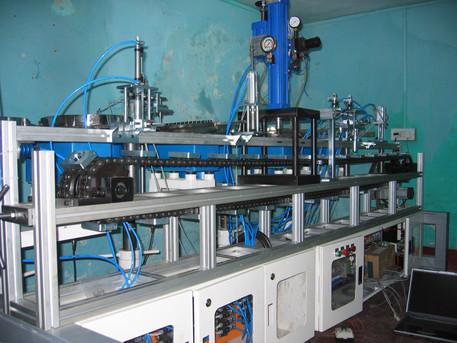 Lock Assembly Automation - 0901