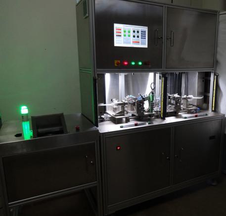 Dry Powder Inhaler Testing Machine - 1307