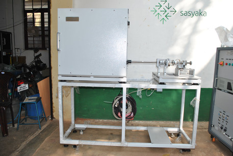 Acoustic Test Bench - 1712