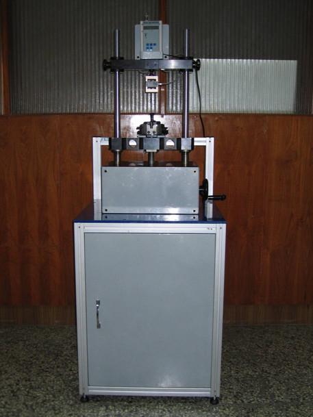 Weld Strength Test Rig - 0802