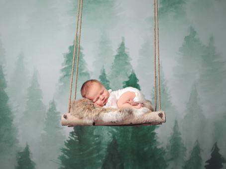 Baby boy newborn