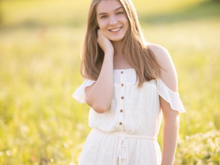 Summer Senior at Shawnee Mission Park