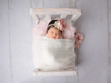 Newborn Wrapped Session