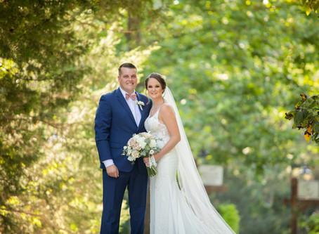 Blissfully Bolen Wedding at the Little Piney Lodge, Hermann, Missouri
