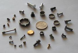 металличекие изделия минимальных размеров