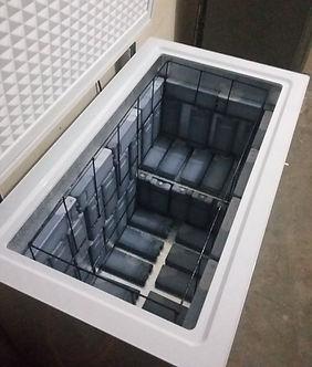 Freezer tetap dingin saat listrik adam