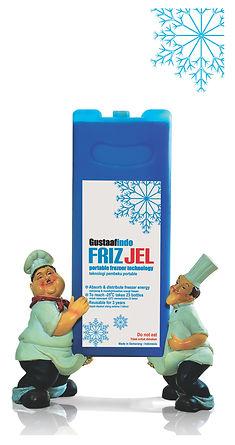 Ice Pack Friz Jel
