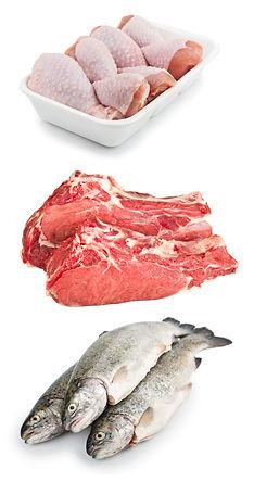Media pendigin terbaik untuk ikan dan daging