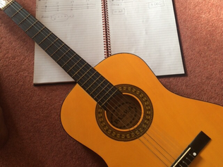 How to learn to play the Guitar in less than 3 months