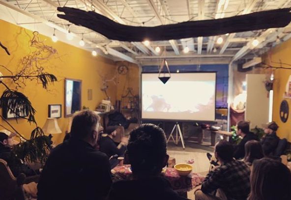 Documentary Night @ Roots Cafe, Northvale, NJ