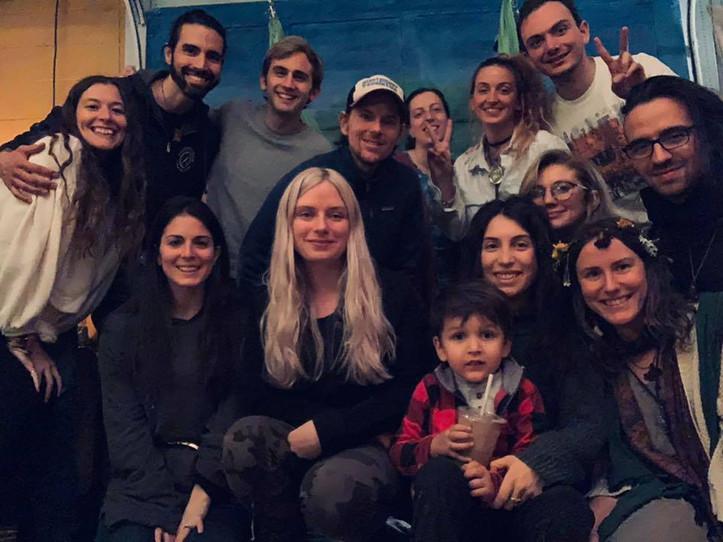Vegan Meet-Up at Roots Cafe, Northvale, NJ