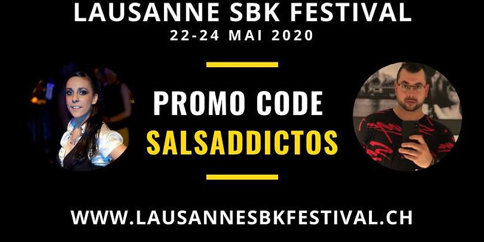 Dj Shuka, Nelly Reem & Sals'Addictos # Lausanne SBK Festival