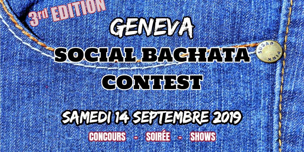 DJ SHUKA # GENEVA SOCIAL BACHATA CONTEST
