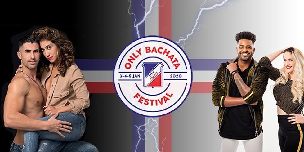 DJ SHUKA & THE SWISS DREAM TEAM # ONLY BACHATA FESTIAL LYON
