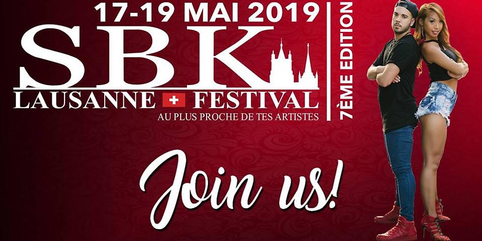 Sals'Addictos au Lausanne SBK Festival 2019