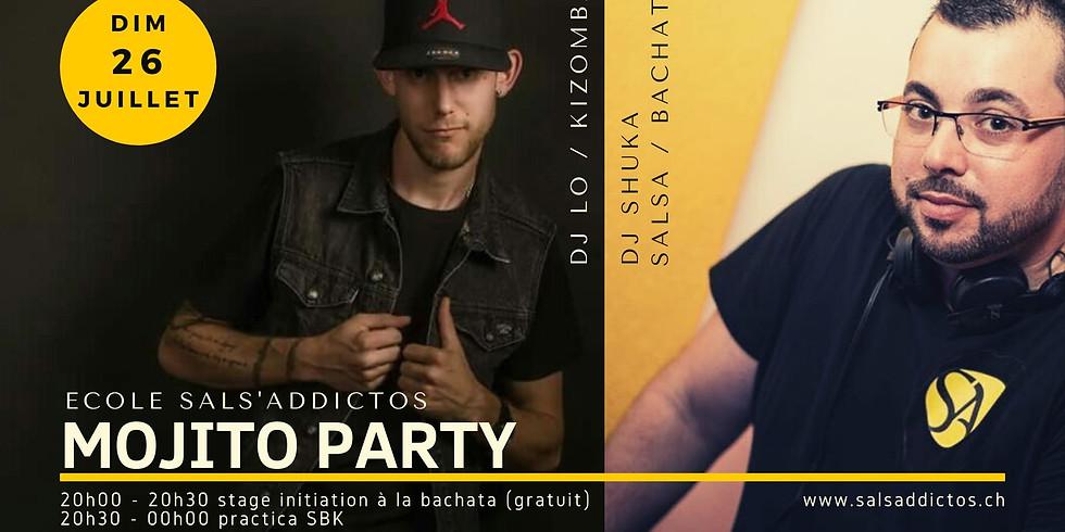 Mojito Party ave DJ Lo & DJ Shuka