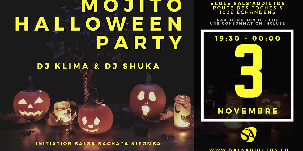 Mojito Halloween Party