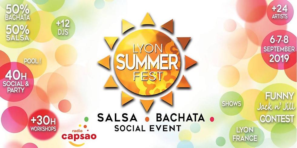 DJ SHUKA & THE SWISS DREAM TEAM # LYON SUMMER FEST