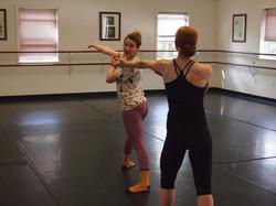 Fusionworks Dance Company Residency