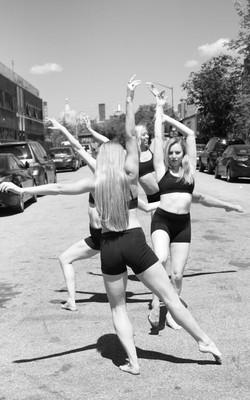 Equilibrium Choreography Showcase