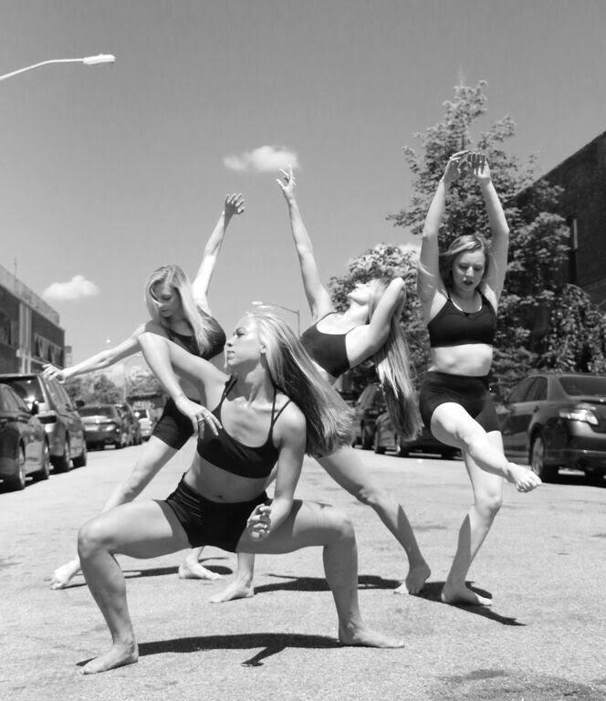 Equilibrium Choreographer Showcase