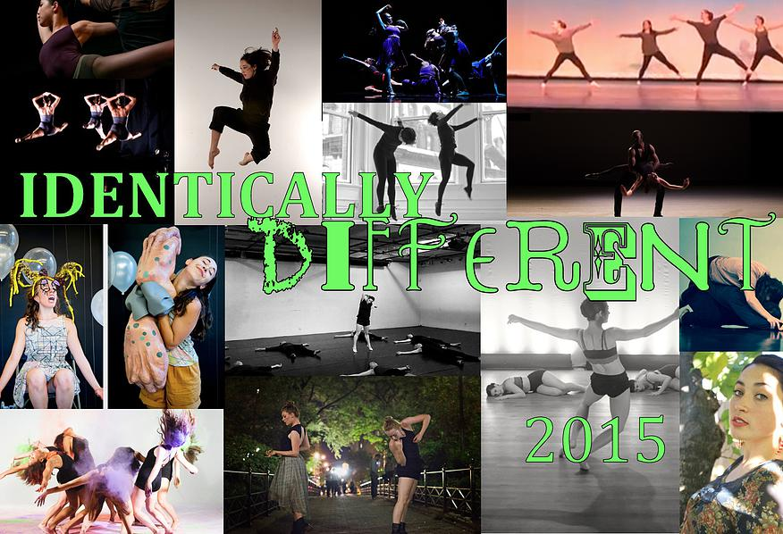 Identically Different Dance Festival