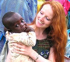 Elizabeth Kucinich, Uganda