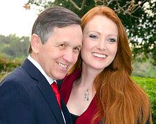 Elizabeth Kucinich, Dennis Kucinich
