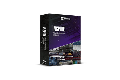 12 Months - Monster A&R Level 3 + (Waves - Inspire VST Collection)