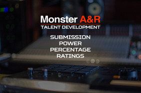Monster A&R: Submission Power Percentages (%)