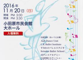 第44回舞踊公演に参加します
