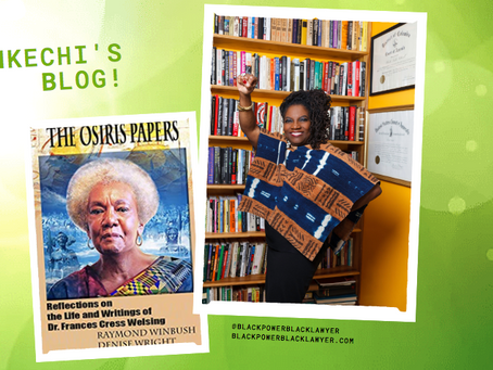 Fist Up to Books! The Osiris Papers