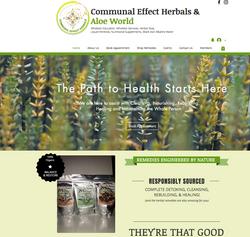 Communal Effect Herbals & Aloe World