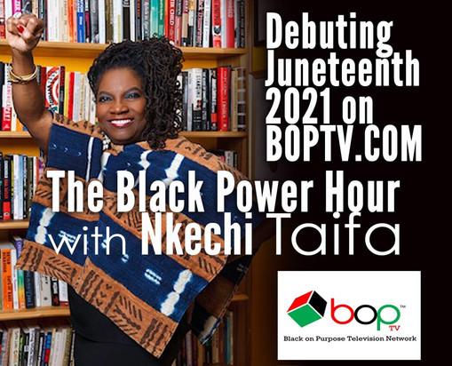 BOP TV Black Power Hour