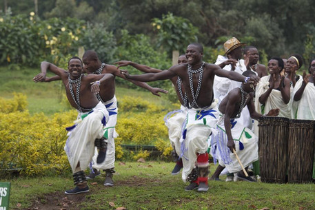 The Rwandan Prescription for Depression: Sun, Drum, Dance, & Community