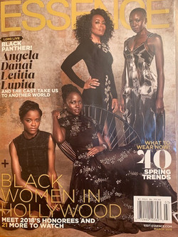 Essence Cover, March 2018