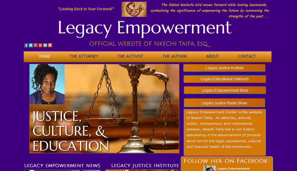 Legacy Empowerment