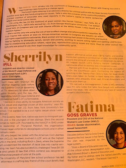 Essence Magazine Inside March 2018