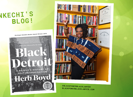 Fist Up to Books! Black Detroit – A People's History of Self-Determination