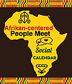 Afrikan-centered People Meet logo