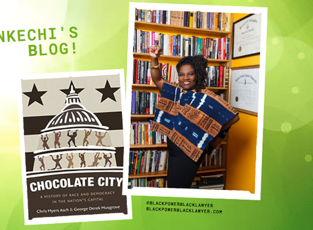 Fist Up to Books! Chocolate City