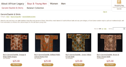 African Legacy Shoppe (Ecwid Store)