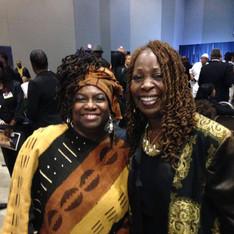 with LaTosha Brown