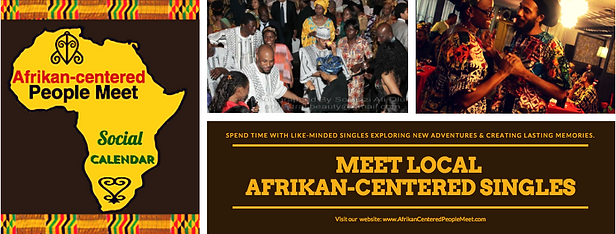 Afrikan-centered People Meet