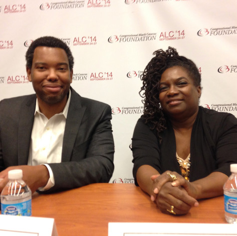 with Ta-Nehisi Coates