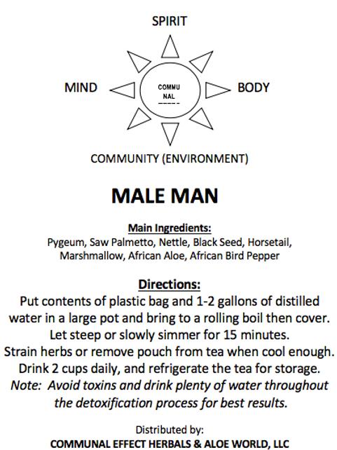 Male Man(Men's formula)