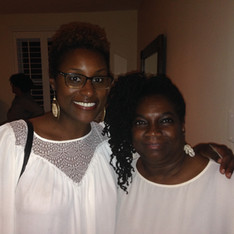 with Issa Rae